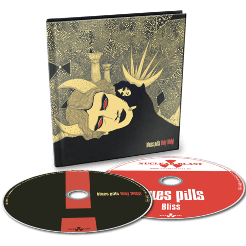 √Holy Moly! (Digibook 2CD) von Blues Pills - 2CD jetzt im Blues Pills Shop